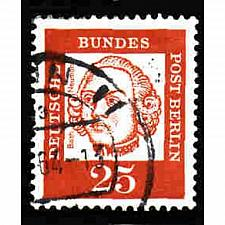 Buy Germany Used Scott #9N182 Catalog Value $.35