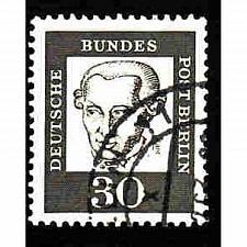 Buy Germany Used Scott #9N183 Catalog Value $.50