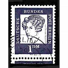 Buy Germany Used Scott #9N189 Catalog Value $3.25