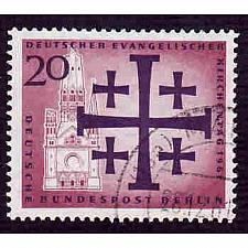 Buy Germany Used Scott #9N194 Catalog Value $.25