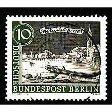 Buy Germany Used Scott #9N197 Catalog Value $.25