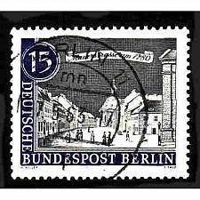 Buy Germany Used Scott #9N198 Catalog Value $.25