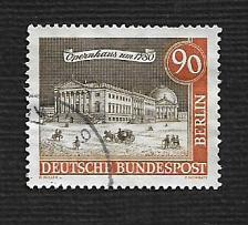 Buy Germany Used Scott #9N206 Catalog Value $.65