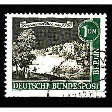 Buy Germany Used Scott #9N207 Catalog Value $.90