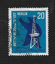 Buy Germany Used Scott #9N209 Catalog Value $.45