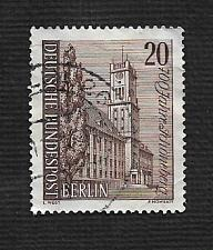 Buy Germany Used Scott #9N210 Catalog Value $.45