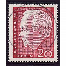Buy Germany Used Scott #9N211 Catalog Value $.25