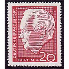 Buy German MNH Scott #9N211 Catalog Value $.25