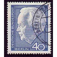 Buy Germany Used Scott #9N212 Catalog Value $.35