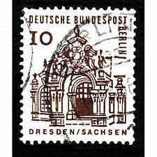Buy Germany Used Scott #9N215 Catalog Value $.25