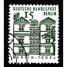 Buy Germany Used Scott #9N216 Catalog Value $.25