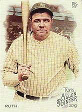 Buy 2019 Allen & Ginter #3 - Babe Ruth - Yankees