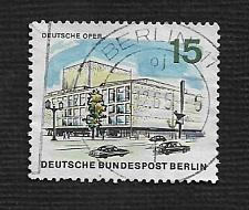 Buy Germany Used Scott #9N224 Catalog Value $.25
