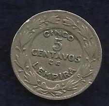 Buy HONDURAS 5 Centavos de Lempira 1932 Coin