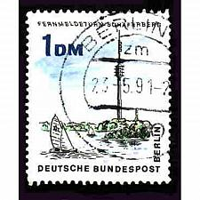 Buy Germany Used Scott #9N233 Catalog Value $.75
