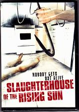 Buy Slaughterhouse Of The Rising Sun DVD 2005 - Brand New