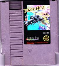 Buy Tiger-Heli - Nintendo Nes 1987 Video Game - Good