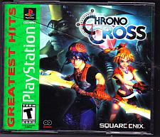 Buy Chrono Cross Greatest Hits - PlayStation 1 - COMPLETE - Very Good