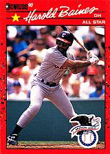 Buy Harold Baines #660 - All Star 1990 Donruss Baseball Trading Card