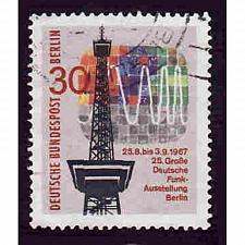 Buy Germany Used Scott #9N262 Catalog Value $.35