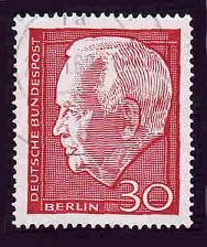 Buy Germany Used Scott #9N263 Catalog Value $.25
