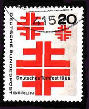 Buy Germany Used Scott #9N266 Catalog Value $.35
