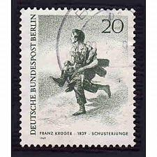 Buy Germany Used Scott #9N270 Catalog Value $.25
