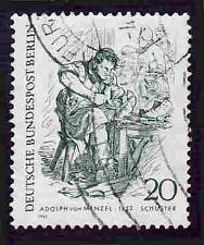 Buy Germany Used Scott #9N271 Catalog Value $.25