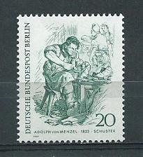 Buy German MNH Scott #9N271 Catalog Value $.25