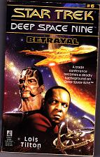 Buy Star Trek - Betrayal (Deep Space #6) By Lois Tilton 1994 Paperback Book - Very Good