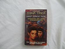 Buy Softcover paperback book #20 Star Trek Deep Space Nine Wrath of the prophets