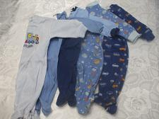 Buy Lot 5 Baby Rompers 6-9 Months Cotton Blends