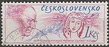 Buy [CZ2814] Czechoslovakia: Sc. no. 2814 (1990) CTO single