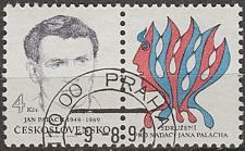 Buy [CZ2831] Czechoslovakia: Sc. no. 2831 (1991) CTO single