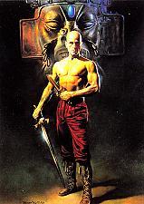 Buy Swordsman #13 - Boris 1992 Fantasy Art Trading Card
