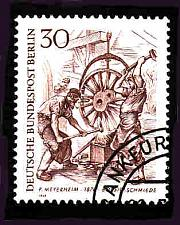 Buy Germany Used Scott #9N272 Catalog Value $.35