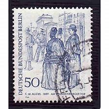 Buy Germany Used Scott #9N274 Catalog Value $1.50