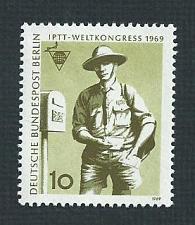 Buy German MNH Scott #9N276 Catalog Value $.25