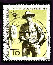 Buy Germany Used Scott #9N276 Catalog Value $.25