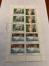 Buy Guernsey Tourism m/s 1988 mnh stamps
