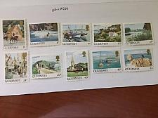 Buy Guernsey Definitives 1984 mnh stamps