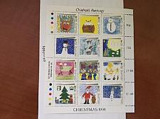 Buy Guernsey Christmas m/s 1991 mnh stamps
