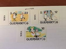 Buy Guernsey Europa 1989 mnh b stamps