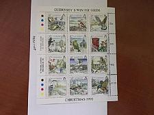 Buy Guernsey Christmas m/s mnh 1990 stamps