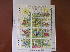 Buy Guernsey Christmas m/s mnh 1989 stamps