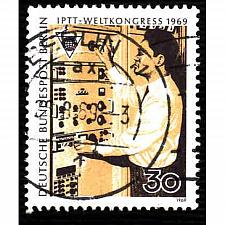 Buy Germany Used Scott #9N278 Catalog Value $.55
