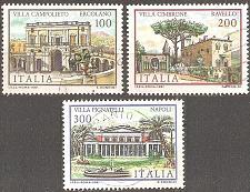 Buy [IT1493u] Italy: Sc. no. 1493-1495 (1981) Used Complete Set