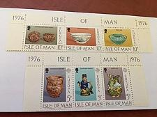 Buy Isle of Man Europa 1976 mnh stamps