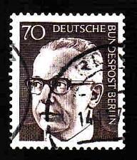Buy Germany Used Scott #9N293 Catalog Value $.60