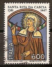 Buy [IT1457] Italy: Sc. no. 1457 (1981) Used Single